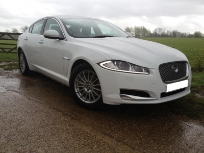 Jaguar XF 2.2d SE Business