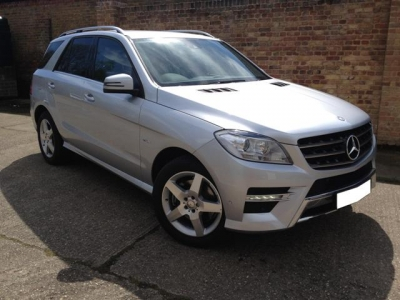Mercedes-Benz ML250 Sport