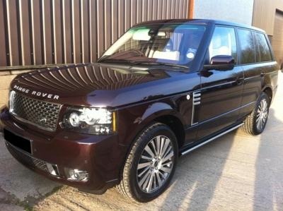 Range Rover Ultimate